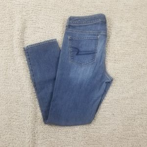 American Eagle Super Skinny Jeans Size 10